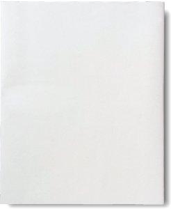 画像1: 半切写経用紙 白 無地 (1)